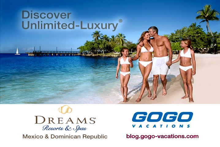GOGO Vacations / Dreams Resorts – Times Square Commercial