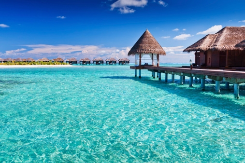 Overwater Bungalow Extra – January Issue of On The Go Magazine