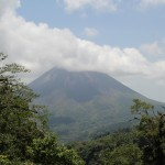 Arenal Volcano / photo credit Alex Kekovski