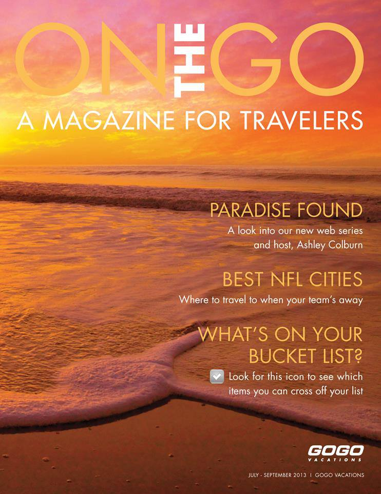 On The Go Magazine – July-September Issue Offers