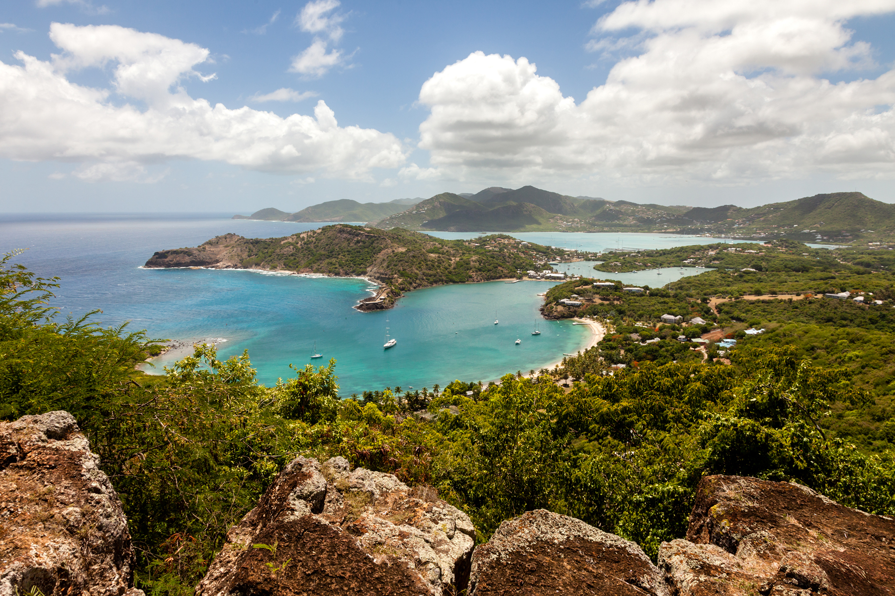 All About Antigua