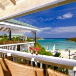 Caribbean, Antigua, Verandah Resort,BEACH BAR-GRILL overlooking Lovers Beach