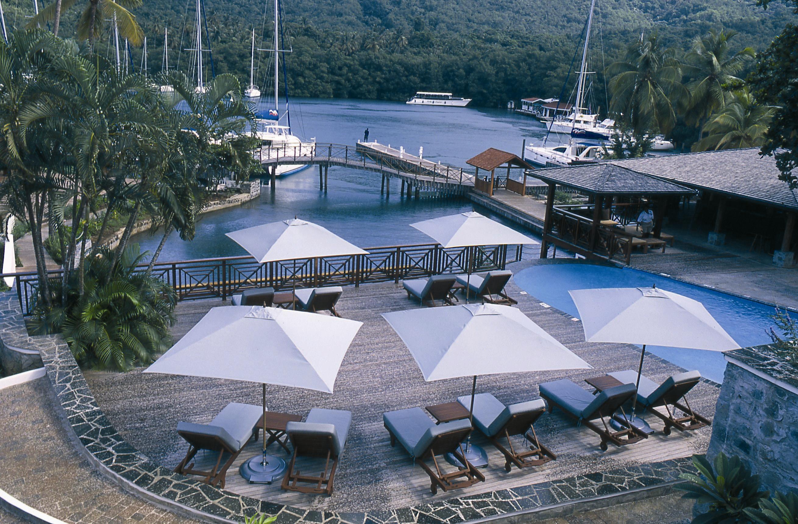 Captivating Getaways at Capella Marigot Bay