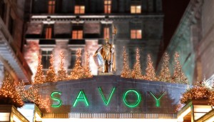 The Savoy a Fairmont Managed Hotel -exterior12