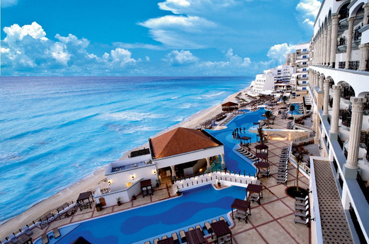 Top 10 Pools in Cancun-Riviera Maya