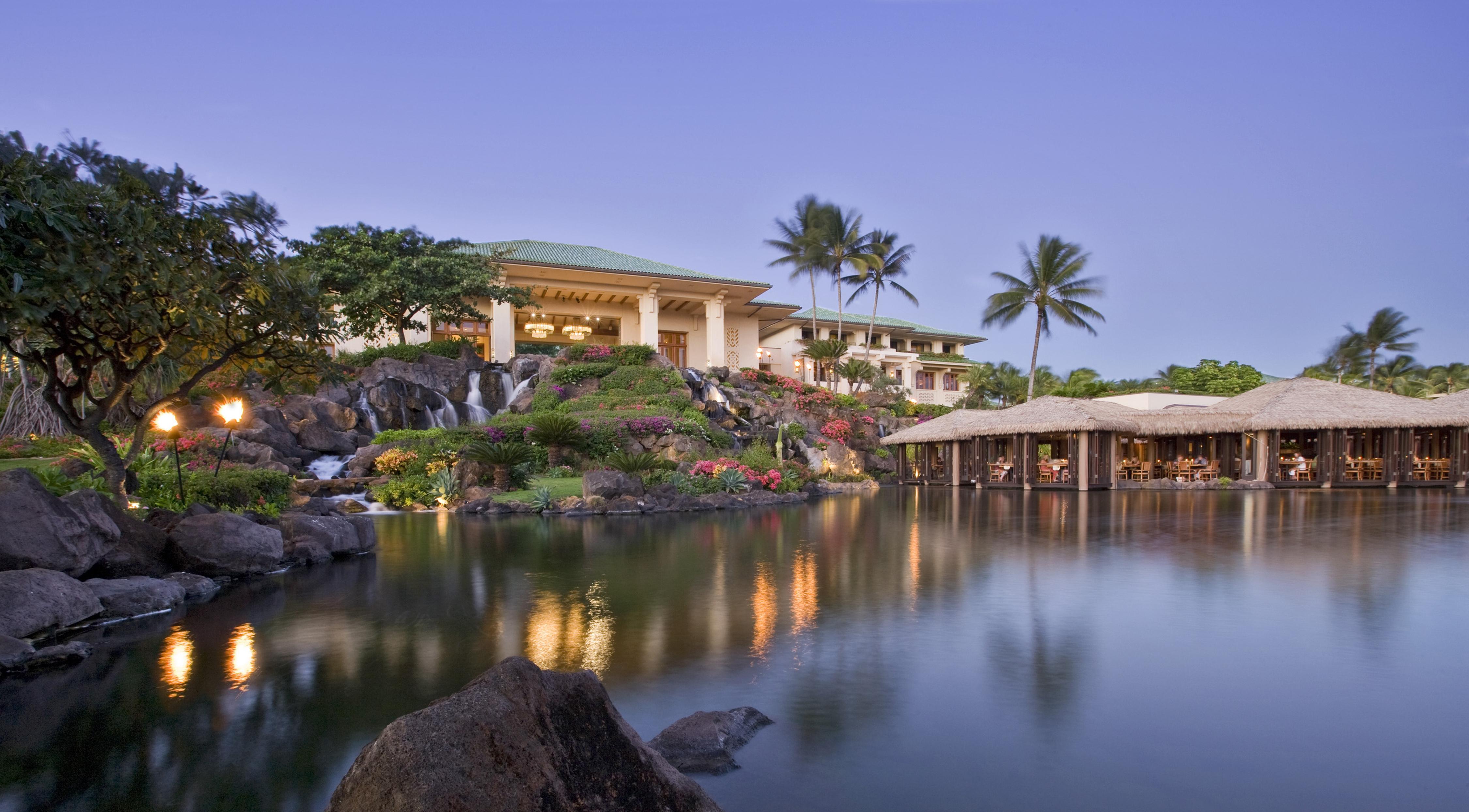 Going Green With Grand Hyatt Kauai