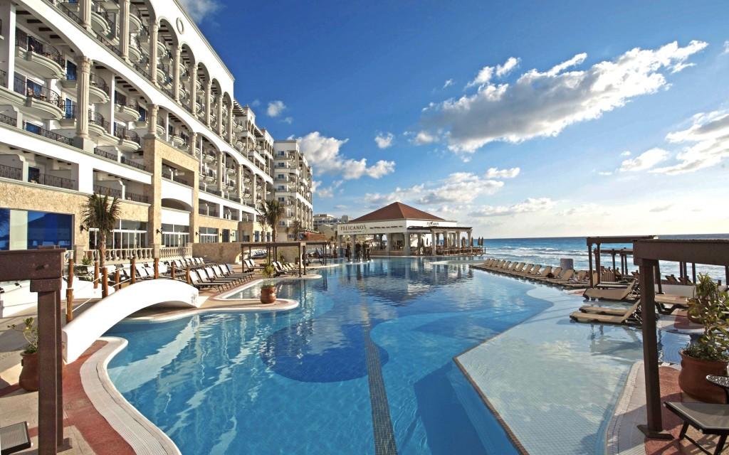 Hyatt Zilara Cancun Activity Pool