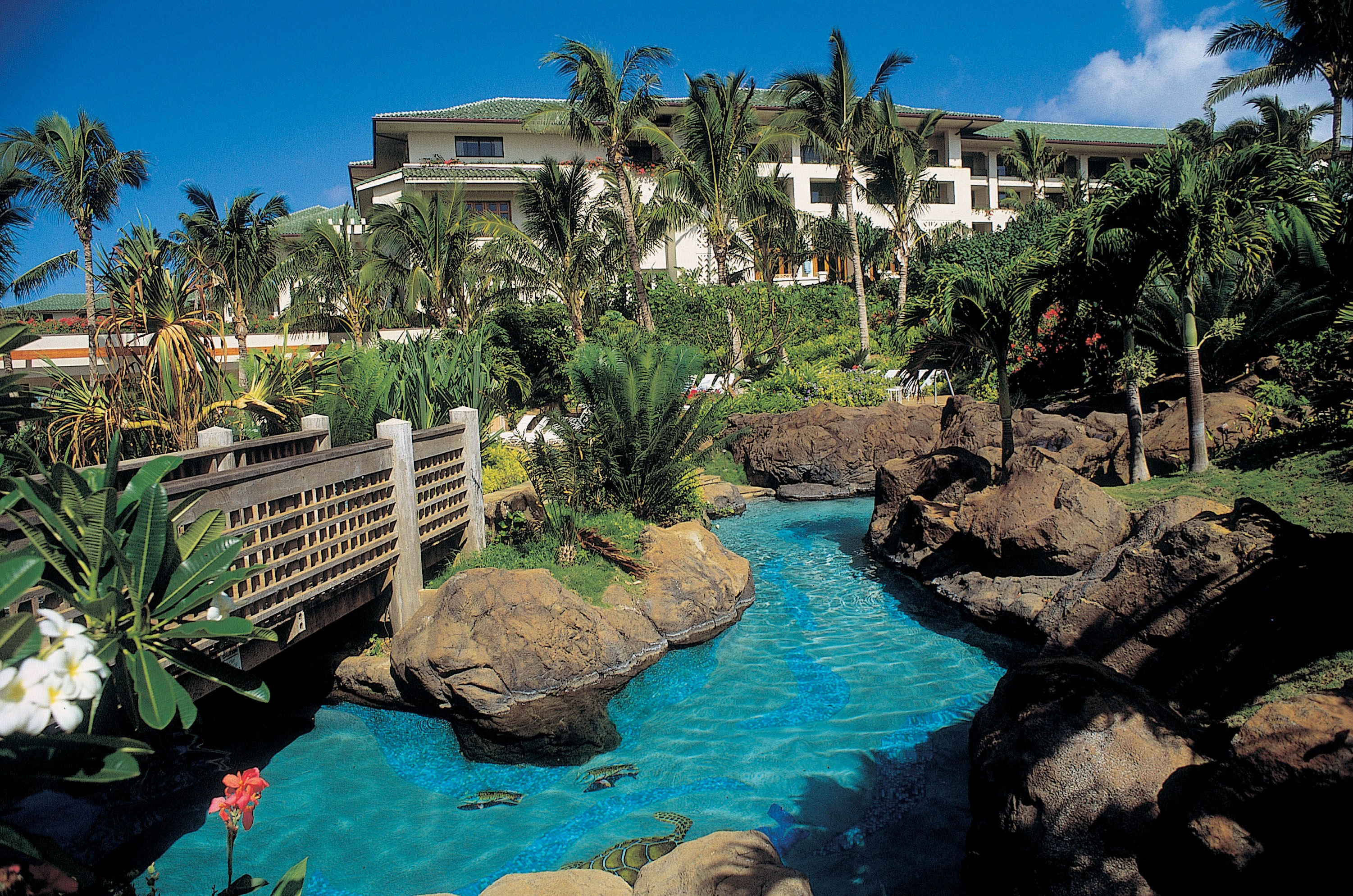 Grand Hyatt Kauai: Greetings from the Garden Isle!