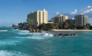 Condado Plaza Hilton Outside