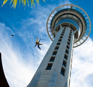 Sky Tower Auckland New Zealand