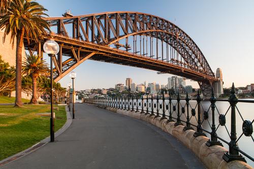 Destination: Australia