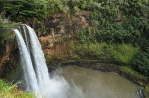 Waimea Falls Kauai Hawaii