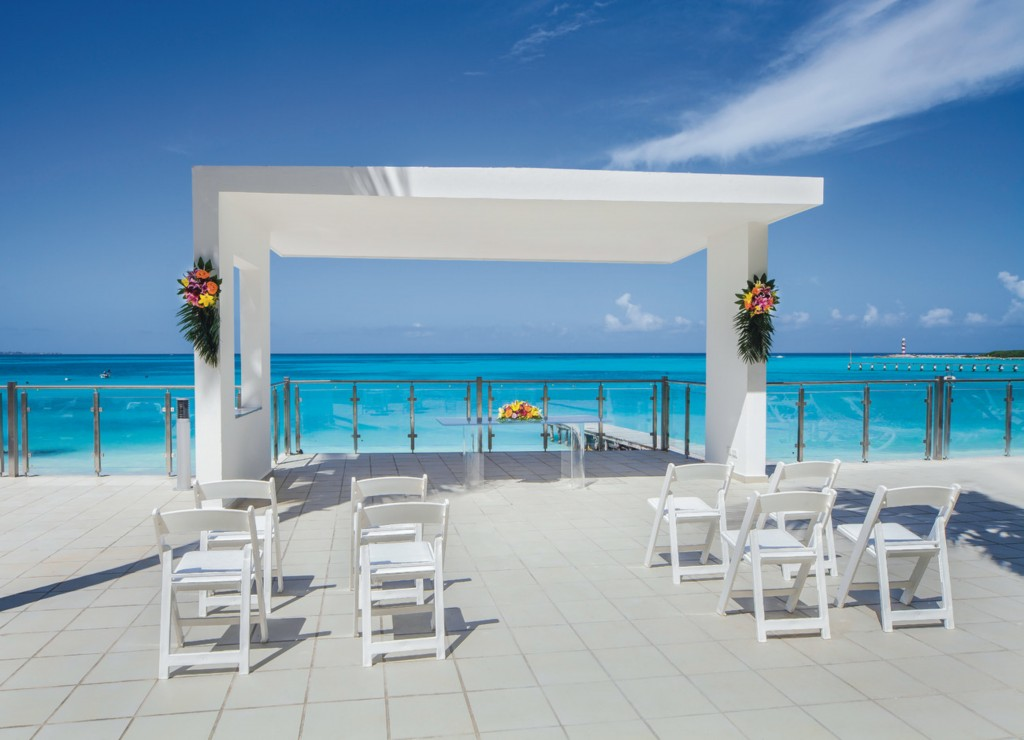 RIU Hotels and Resorts Ocean Weddings