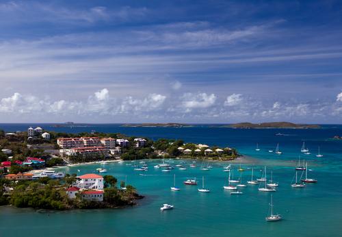 The Five Personalities of the Virgin Islands!