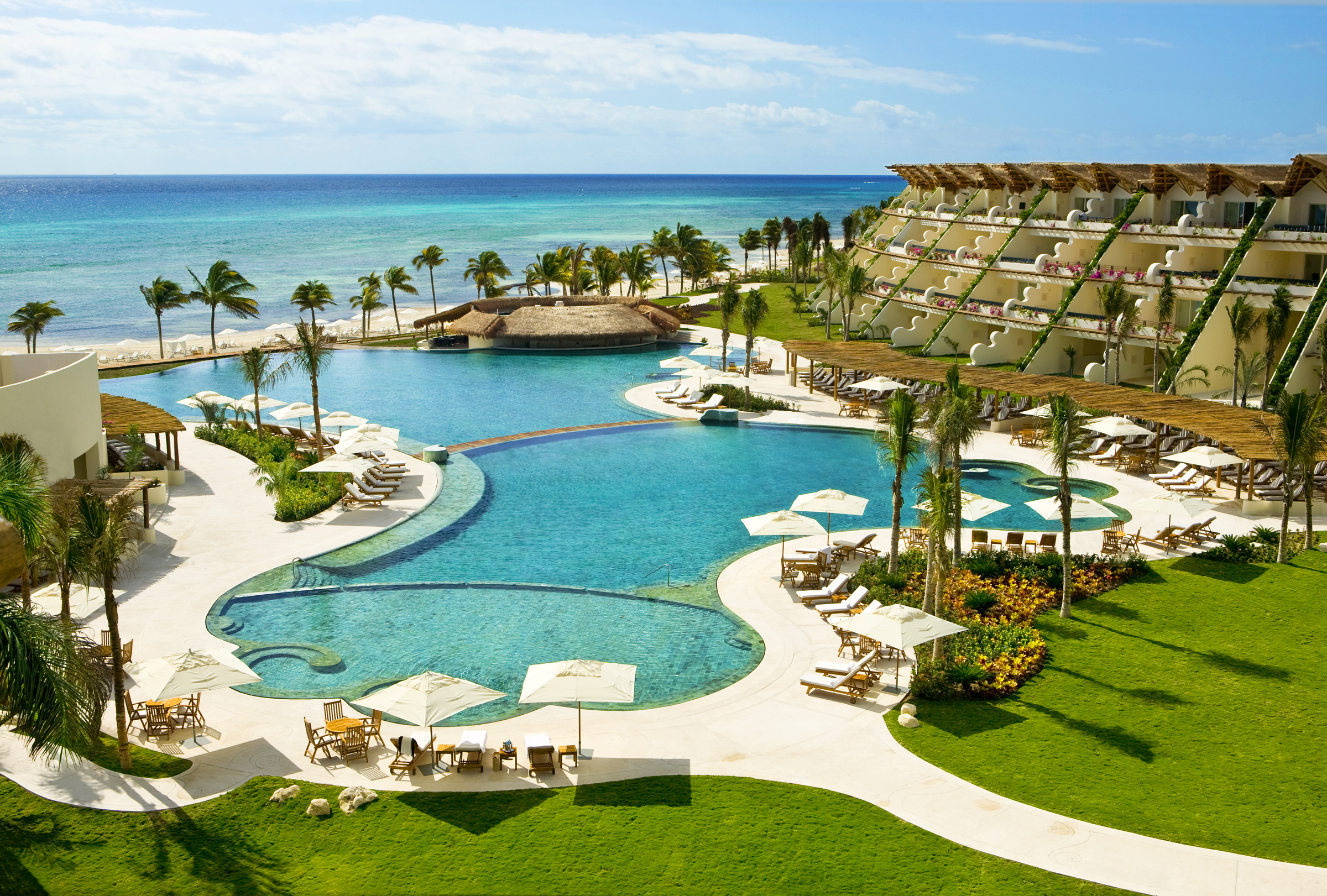 Go grand with grand velas riviera maya for Top rated mexico all inclusive resorts