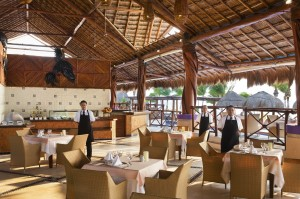 Excellence Resorts Wedding Reception