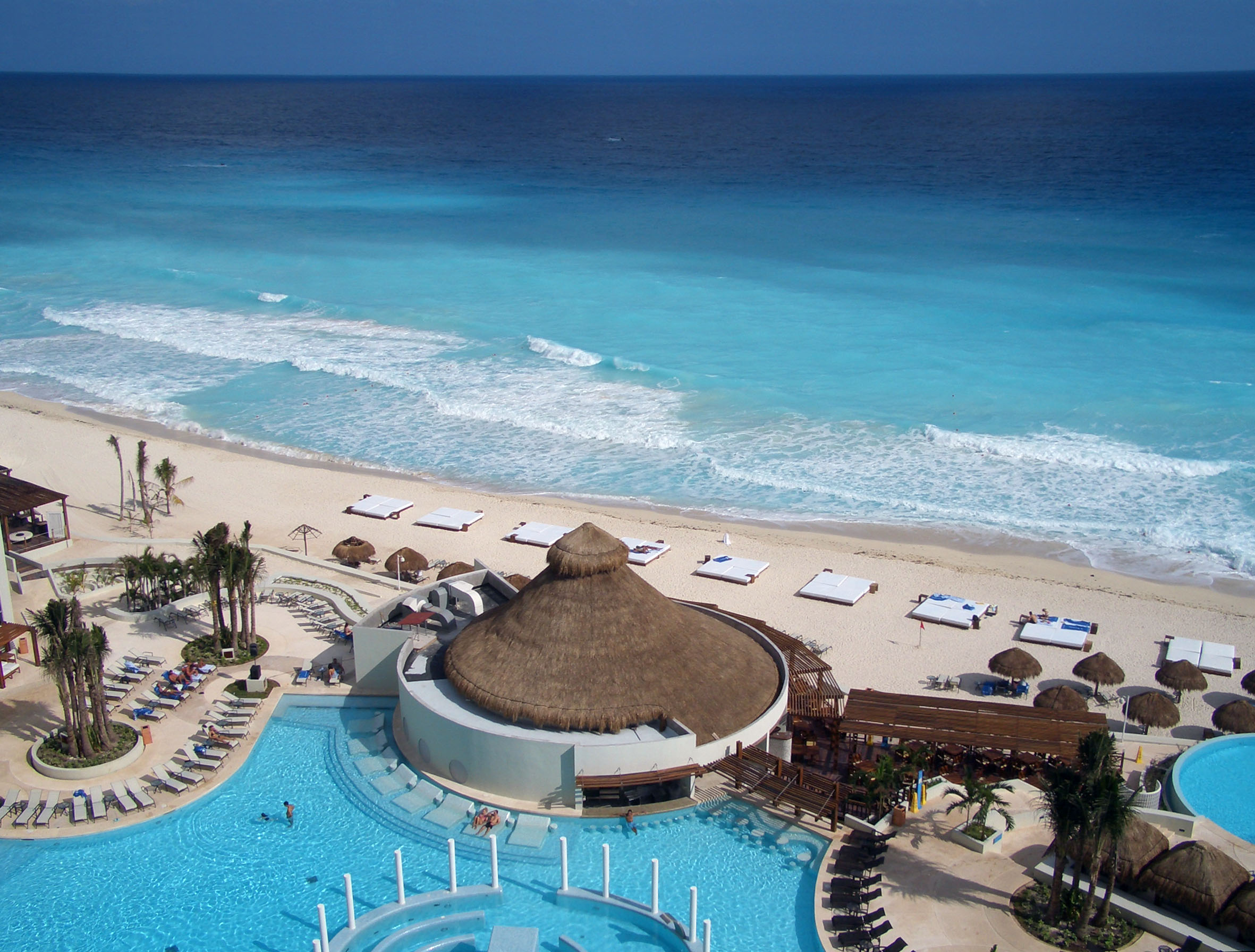 top 10 all-inclusive resorts in mexico include seven in quintana