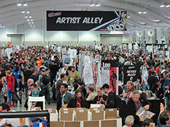 NYCC Artist Alley