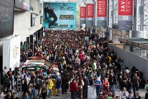 New York Comic Con Concourse