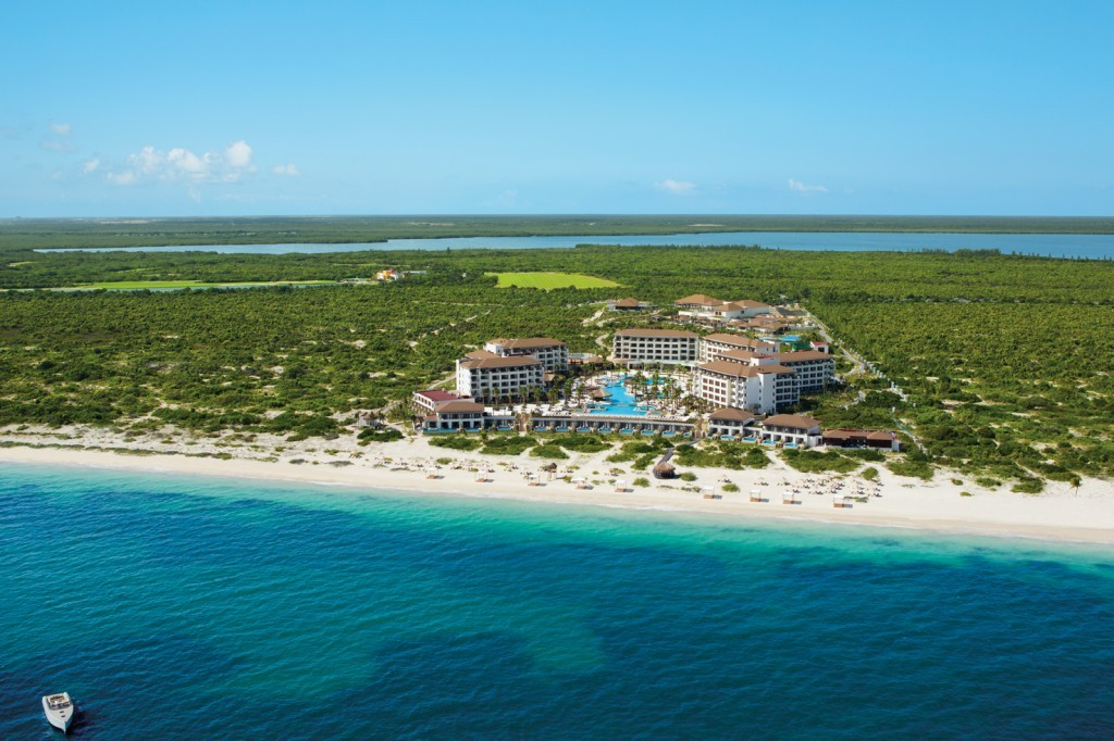 Secrets Playa Mujeres overview