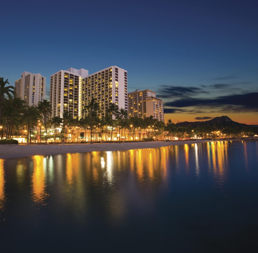 Waikiki Beach Marriott Savings