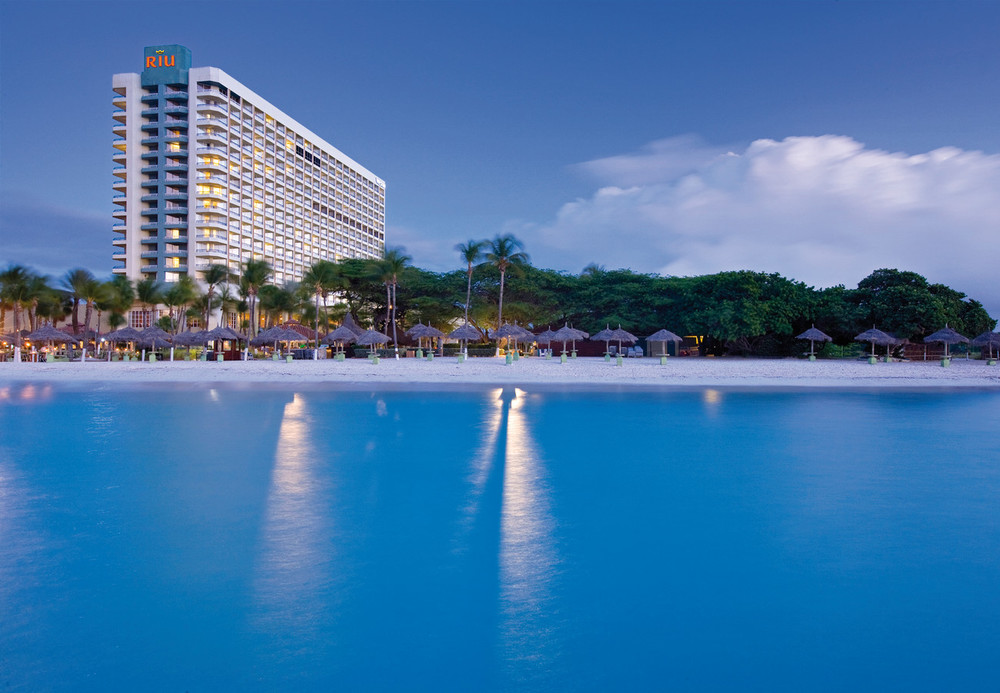 Venture into New Territory with Riu Palace Antillas