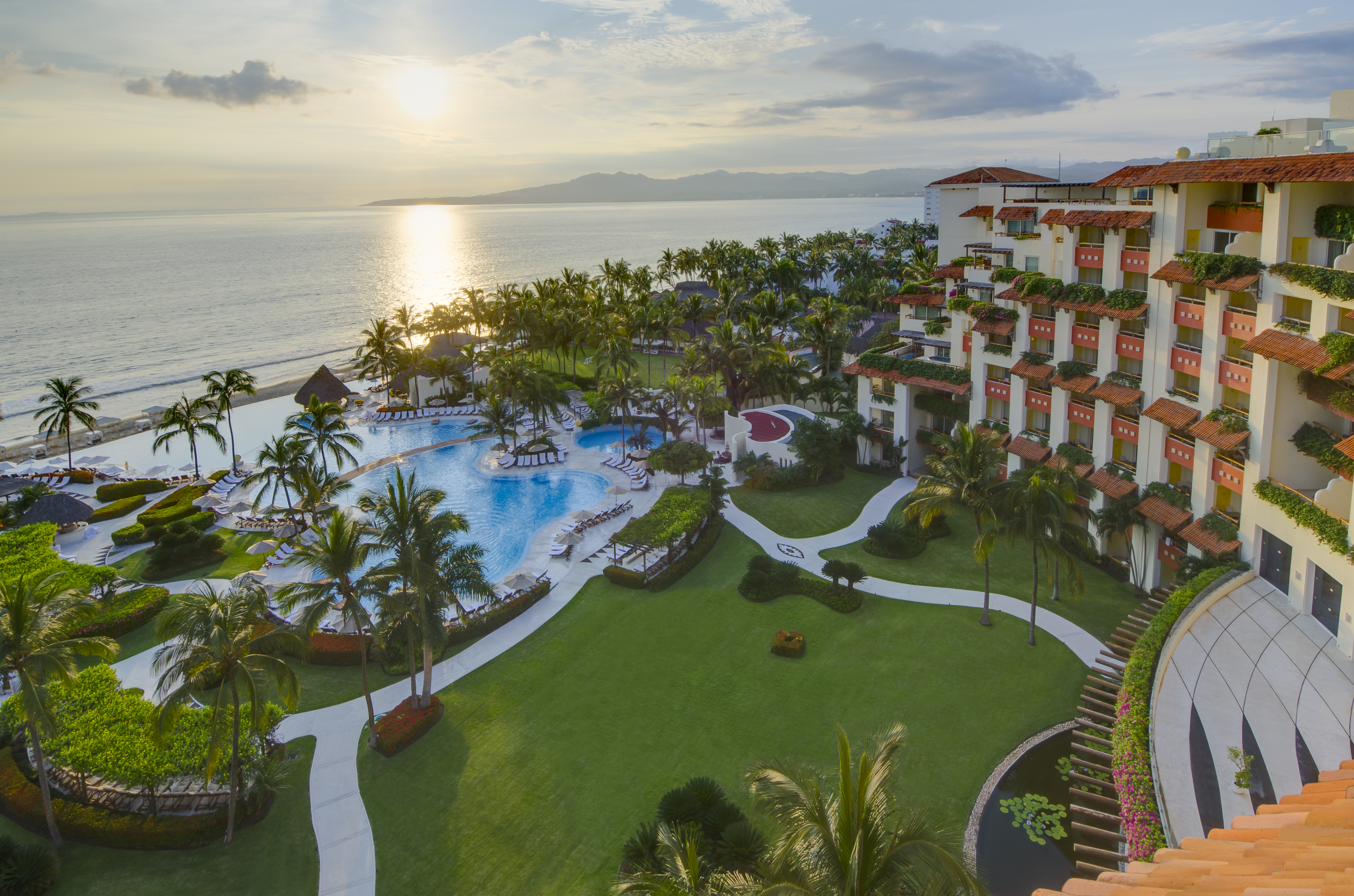 The Amazingly Grand Velas Riviera Nayarit