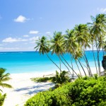 Bottom Bay Barbados ocean water