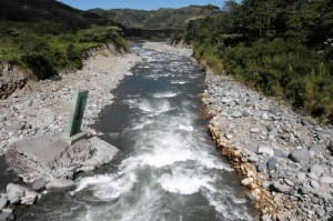 Costa Rica rivers rapids