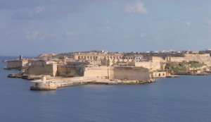 Fort Ricasoli Game of Thrones location shooting