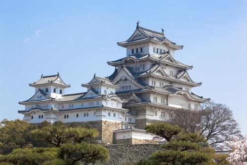 Himeji Castle Japan samuaris