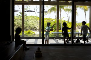 See? See! Kids love floor-to-ceiling windows, too!