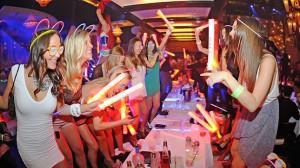 Bachelorette Parties Las Vegas LAVO Brunch