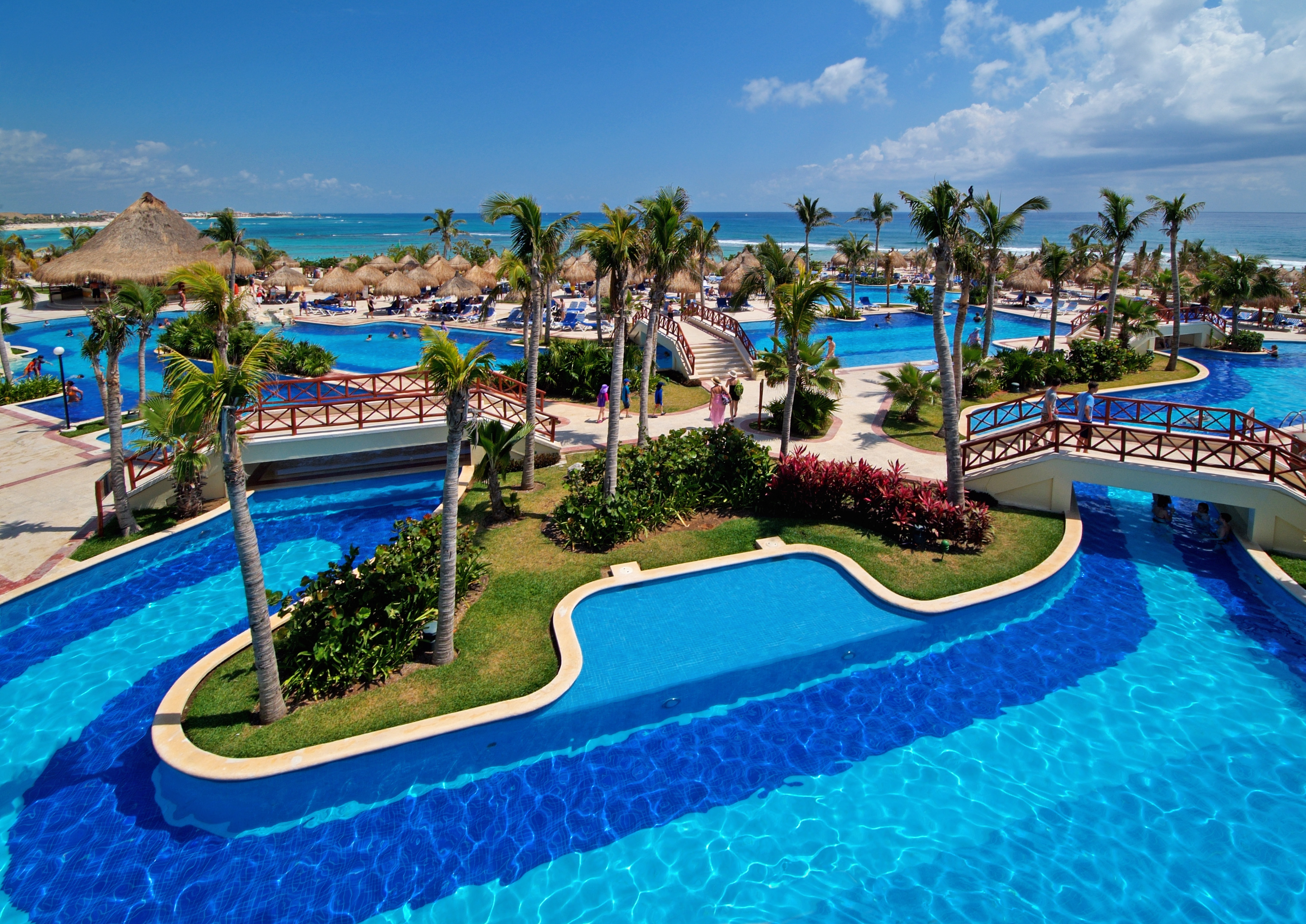 bahia principe resorts paradise in the caribbean and mexico