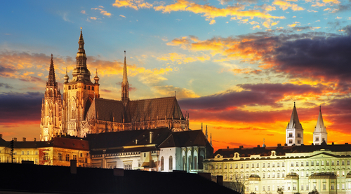 Prague Castle, Prague, Czech Republic