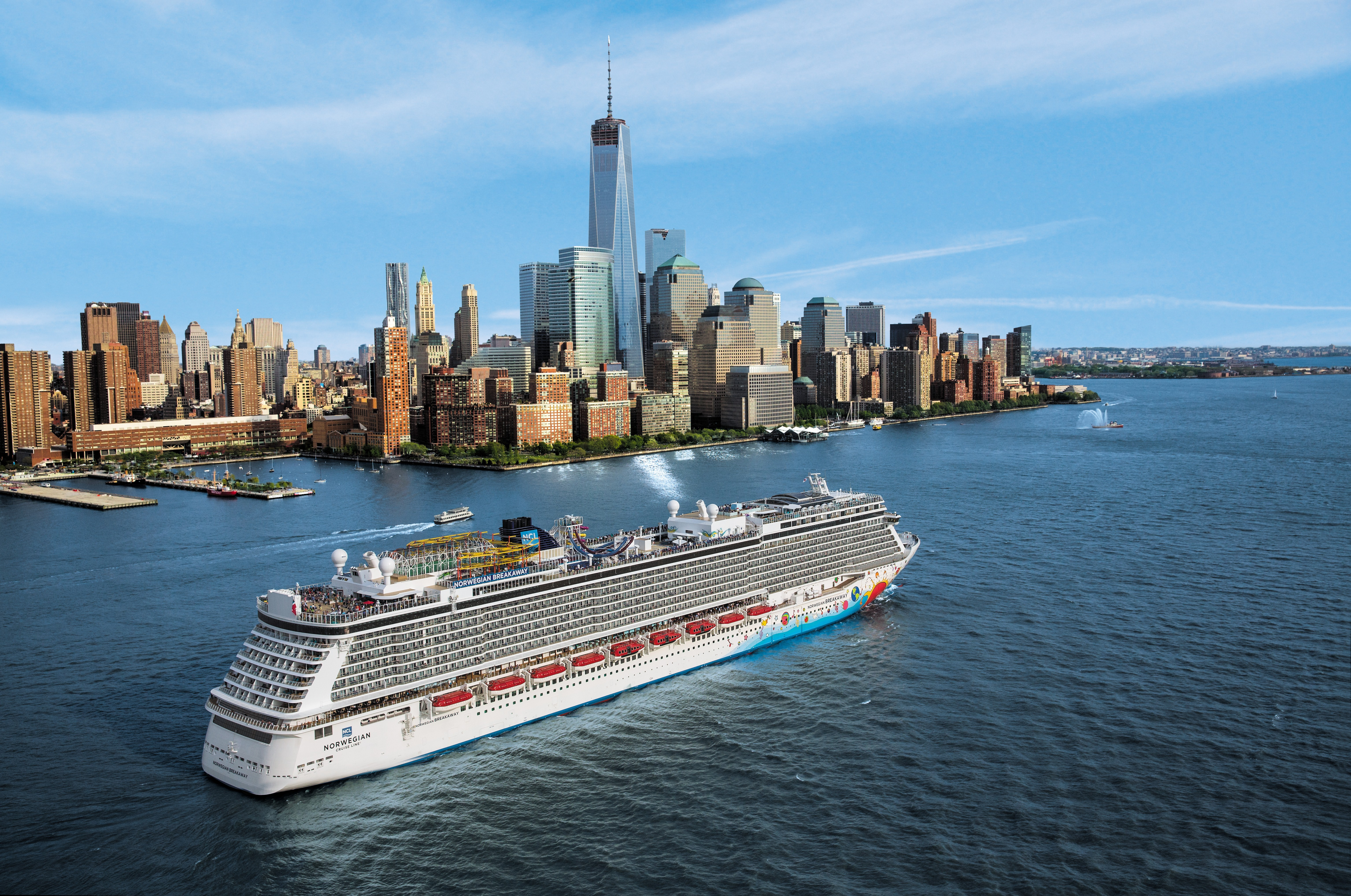 Sail Away With MyTime On NCL's Breakaway