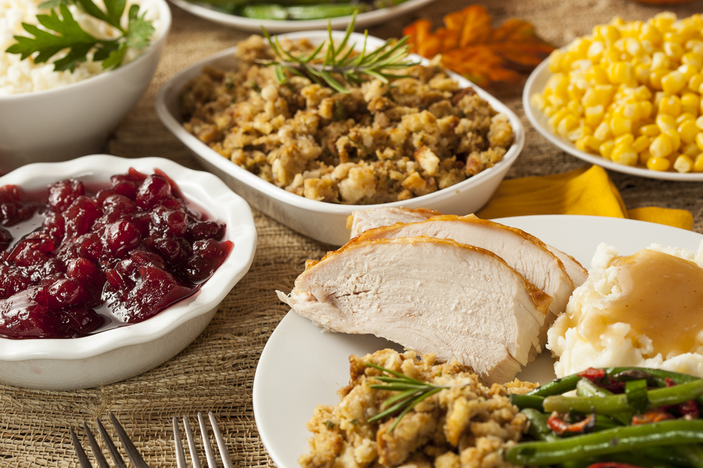 Fantastic Feasts: Thanksgiving Near and Far