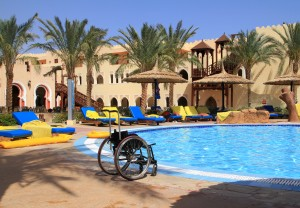 All-inclusive resorts offer special needs travelers with pureed food and other dietary options.