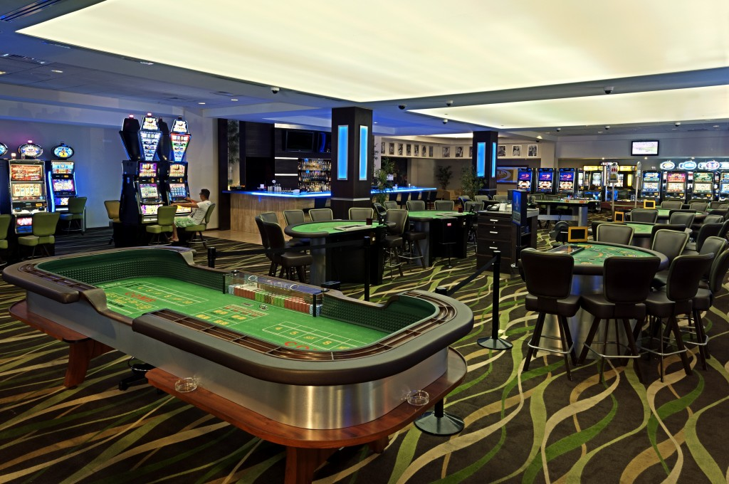 Occidental Grand Aruba casino Vegas-style gambling