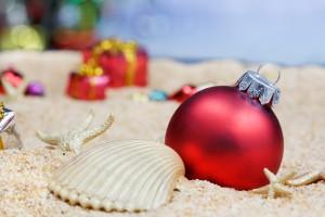 Los Cabos Holiday Beach Christmas