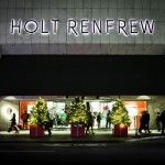 Bring home luxurious gifts from Holt Renfrew.