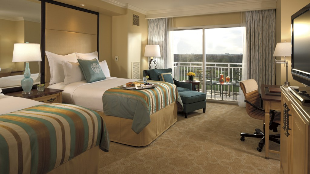 Ritz-Carlton Orlando, Grande Lakes rooms suites