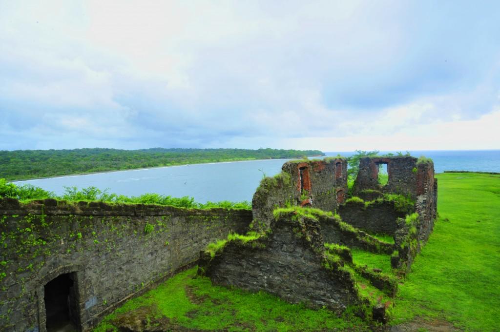 Panama Olympus Tour Fort San Lorenzo