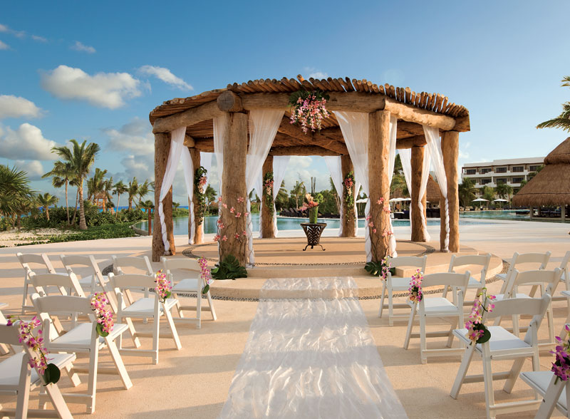 destination wedding Secrets Maroma Riviera Maya Cancun