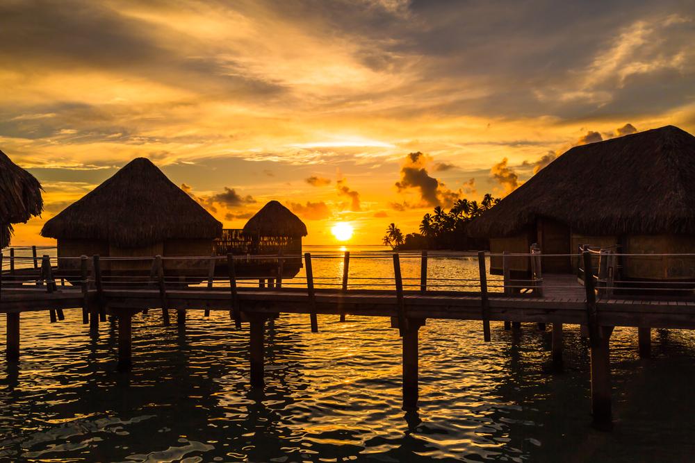 Honeymoon in Paradise – Tahiti