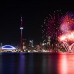 Toronto New Year's Eve holiday cheer