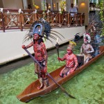 Occidental Grand Xcaret Lobby Show