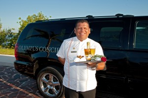 Olympus Tours concierge