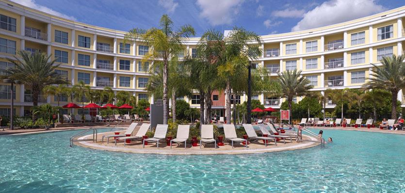 A Suite Getaway in Orlando: The Melia Orlando Suite Hotel