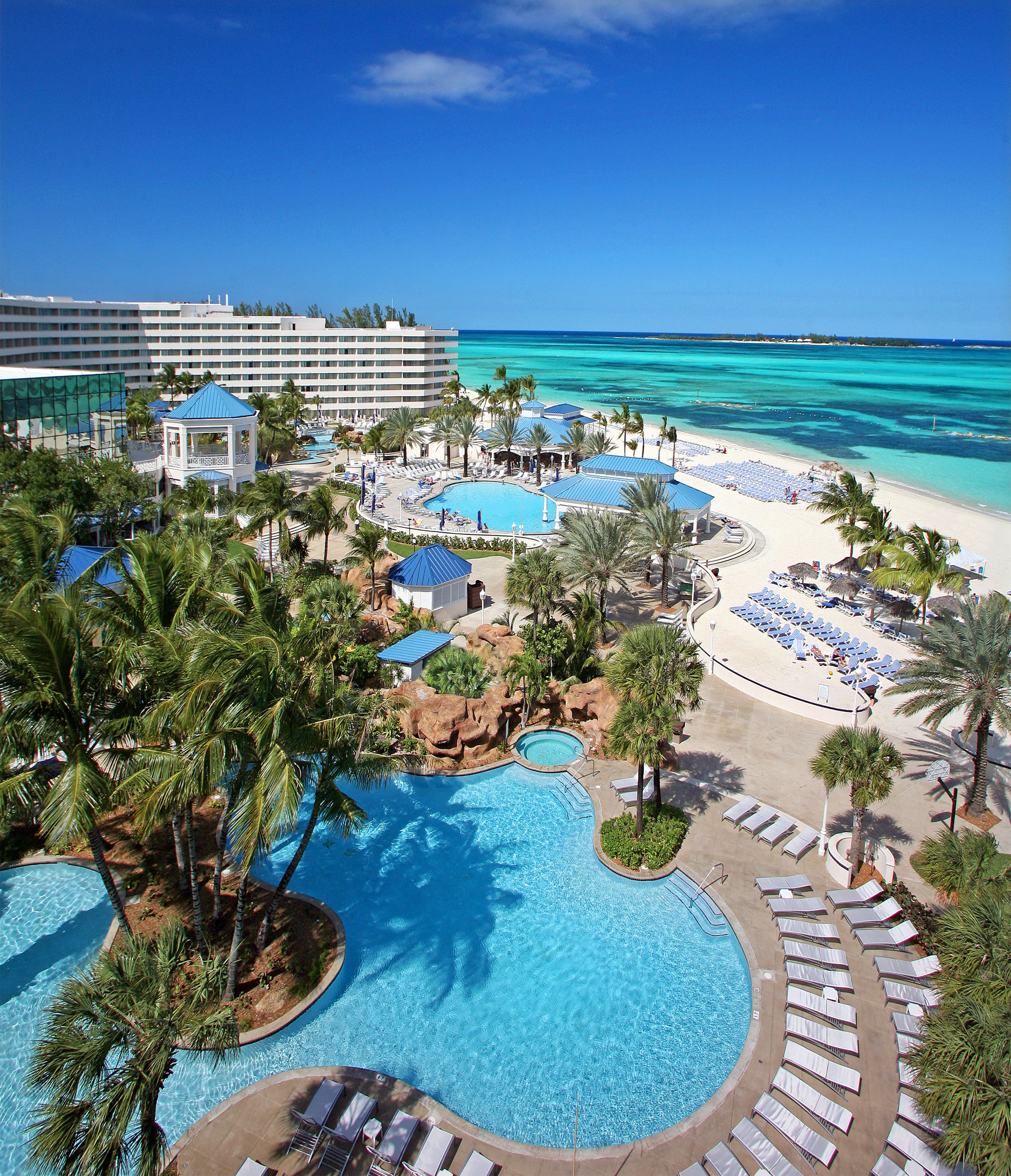 Paradise Island Bahamas Beaches: Spotlight On: Melia Nassau Beach